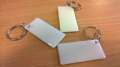 Epoxy Keyfob Tag (Mifare Ultralight EV1 / NFC) White